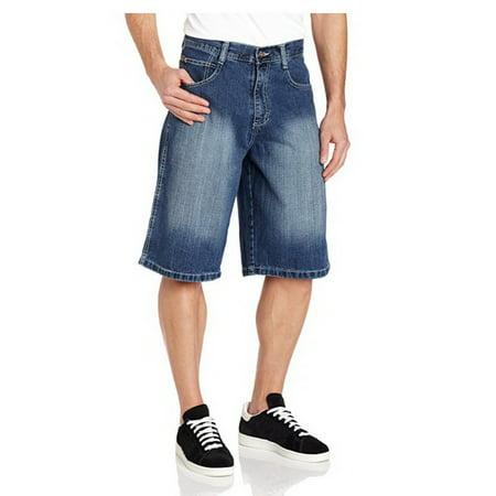 SOUTHPOLE Mens Core Denim Shorts 013RM