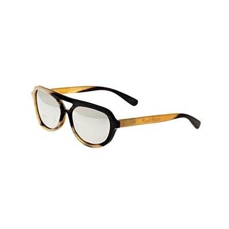 Bertha Brittany Sunglasses - Black/Tan