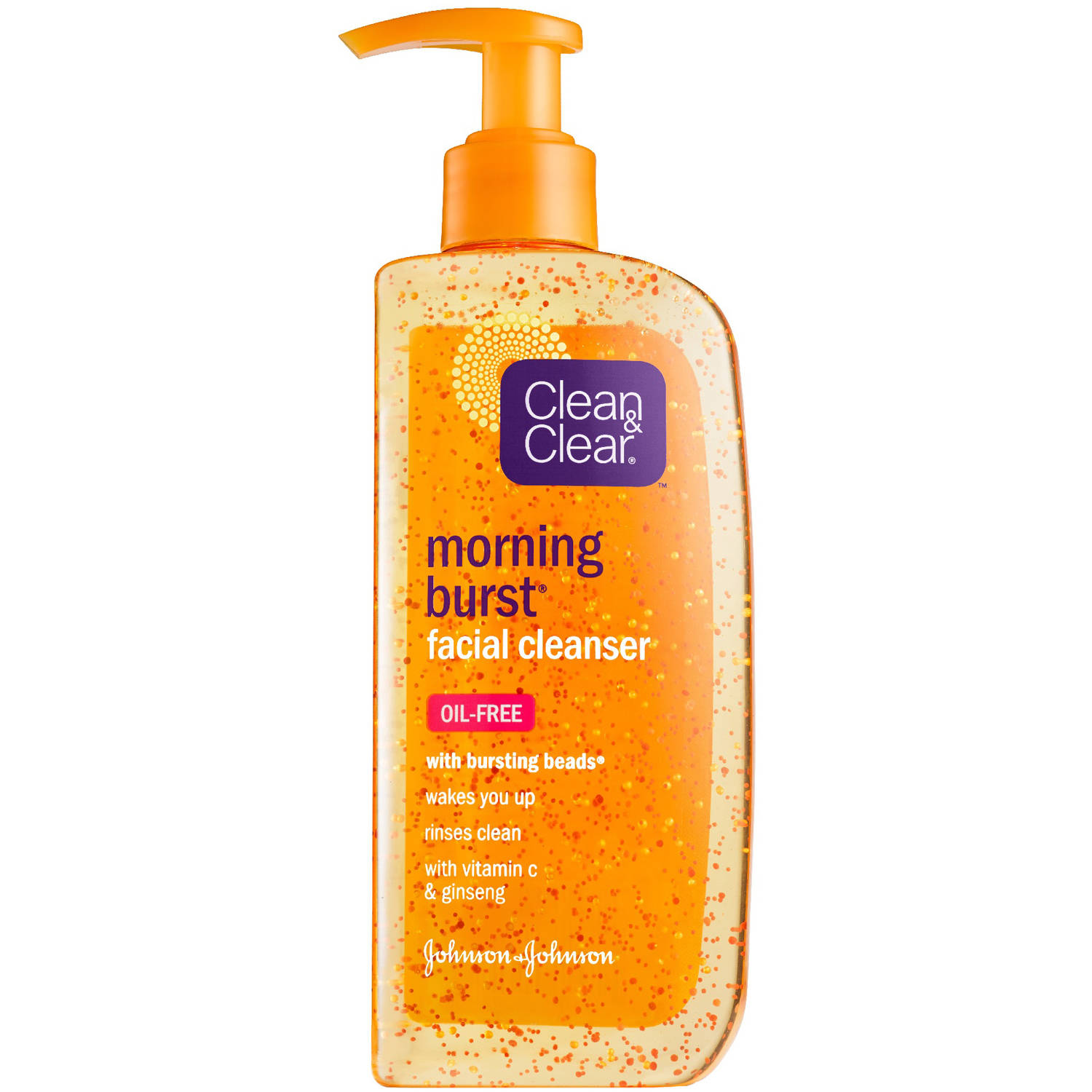 Clean & Clear(R) Morning Burst(R) Facial Cleanser Cleansers 8 Fl Oz