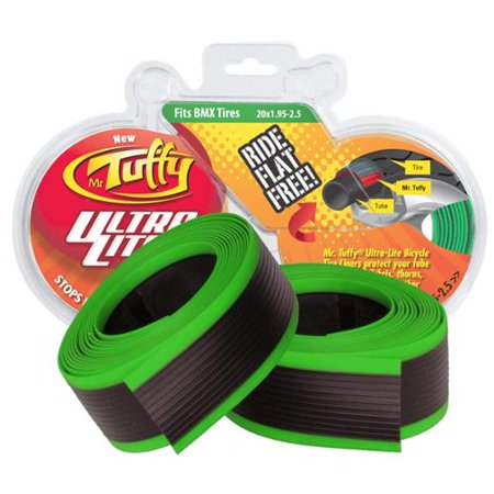 Cycle Force Group  Llc Ultra Lite Bicycle Tire Liner  Green