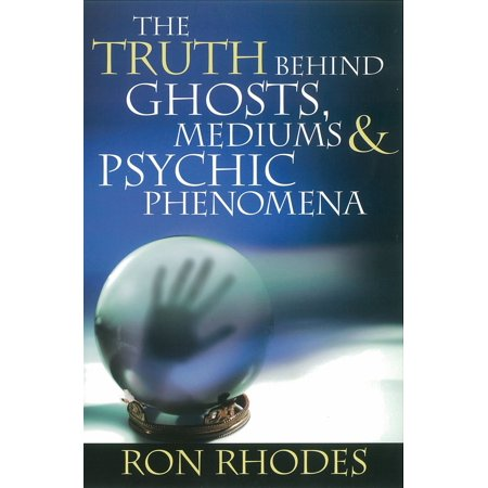 Ghost Behind Wall (The Truth Behind Ghosts, Mediums, and Psychic Phenomena - eBook )