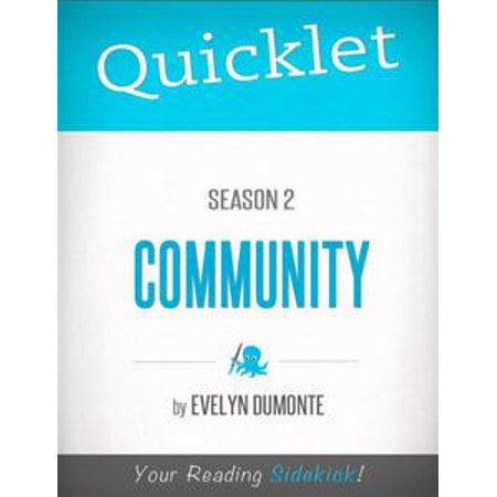 Quicklet on Community Season 2 (TV Show) - - Community Halloween Season 1