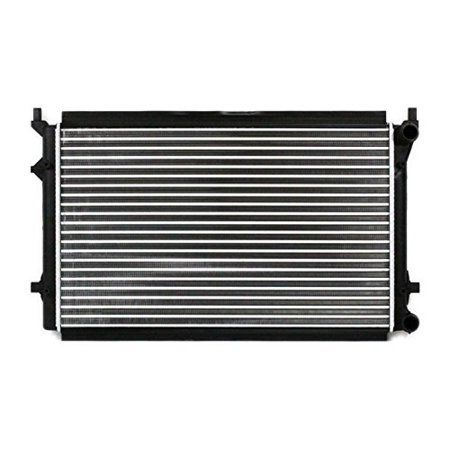 Radiator - Pacific Best Inc For/Fit 2995 05-10 Volkswagen VW Jetta 09-14 Jetta Golf Wagon 06-09 Rabbit PTAC