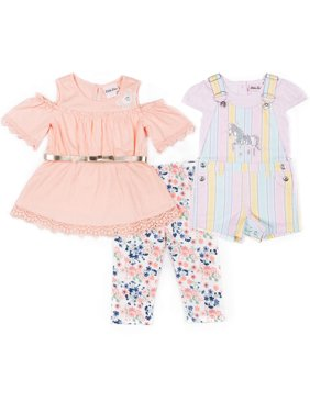 9ac9501aa8a9 Girls Outfit Sets - Walmart.com