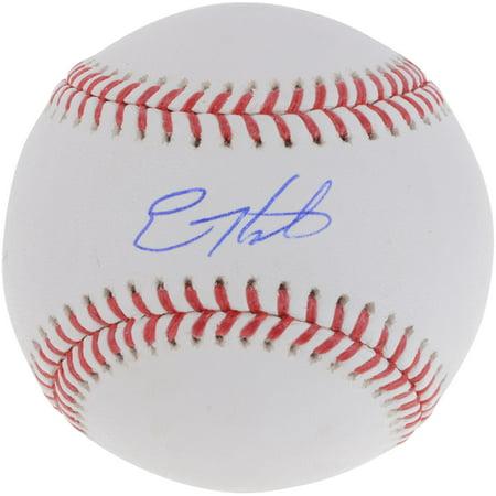 Enrique Hernandez Los Angeles Dodgers Autographed Baseball - Fanatics Authentic Certified Orlando Hernandez Autographed Baseball