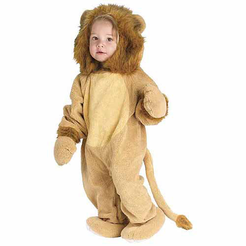 Cuddly Lion Infant Halloween Costume, Size 12-18 Months