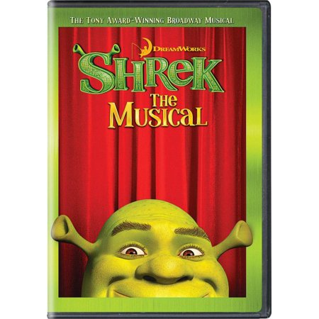 Shrek the Musical (DVD) - Shrek Headpiece