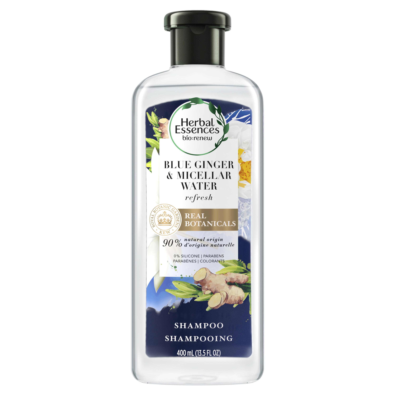 Herbal Essences bio:renew Blue Ginger & Micellar Water Shampoo, 13.5 fl oz