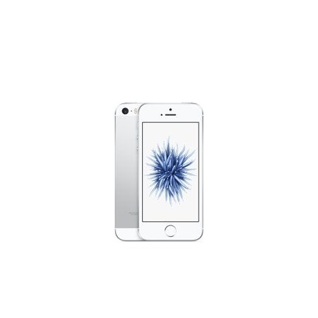 apple iphone se silver 16gb sprint prepaid carrier locked. Black Bedroom Furniture Sets. Home Design Ideas