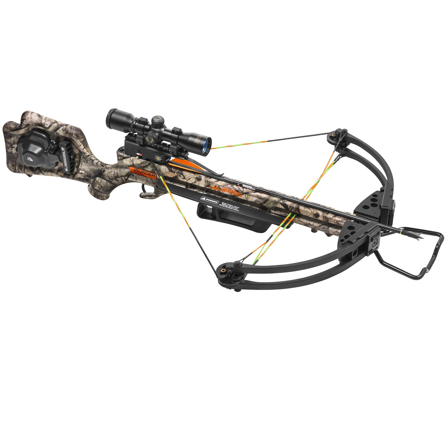 Wicked Ridge Invader G3 Crossbow Package SKU: WR15005-7536