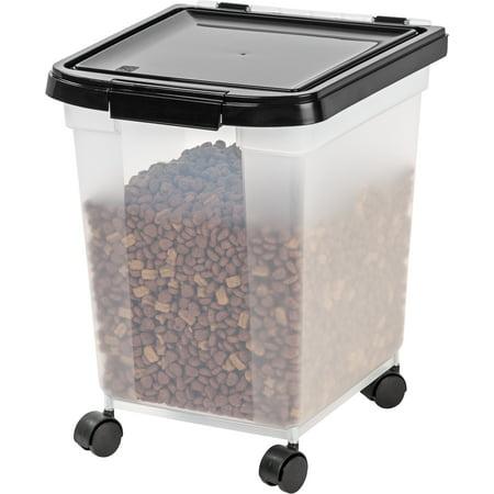 Pet Stores In Chattanooga (IRIS 32.5 Quart Airtight Pet Food Container,)