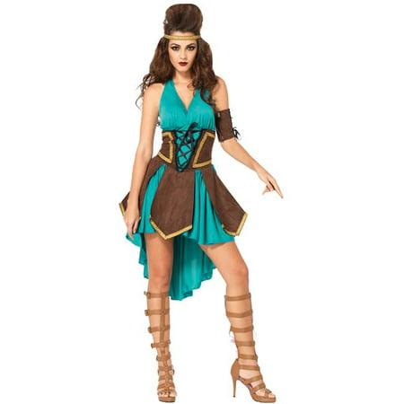 Morris Costume UA85203ML Celtic Warrior Adult Costume, Medium & Large (Celtic Warrior Outfit)