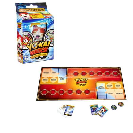 Yo-kai Watch Trading Card Game Jibanyan and Walkappa Starter Pack (Card Starter Pack)