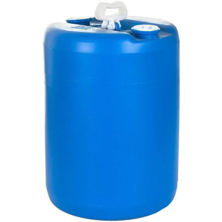 Emergency Essentials 15 Gallon Water Barrel 5 Gallon Oak Barrels