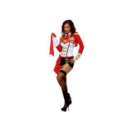 Starline Matador Costume S2074 Black White Red