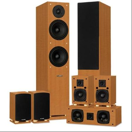 Classic Elite Series High Definition 7.0 Surround Sound Home Theater Speaker System by