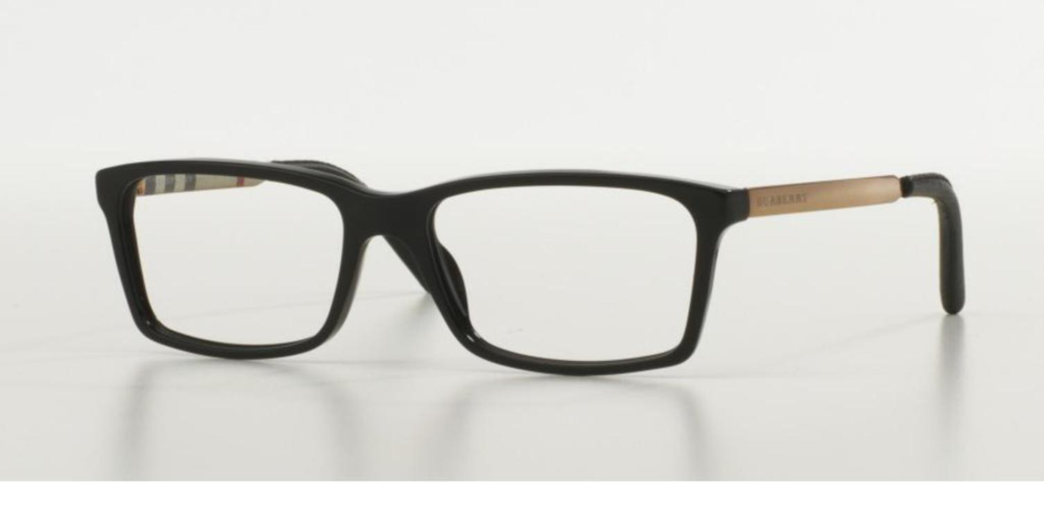 4a161e5259 Eyeglasses Burberry BE 2159 Q 3001 BLACK - Walmart.com