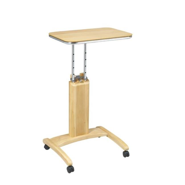 Avenue 6 Office Star PSN621 Precision Laptop Stand in Maple Finish