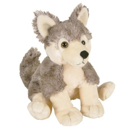Rhode Island Novelty Wolf Cub Plush Toy