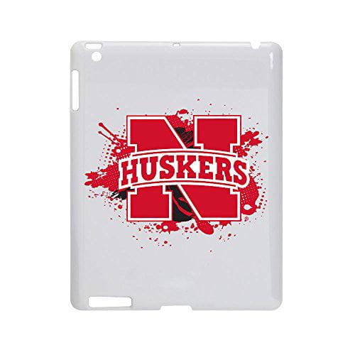 Nebraska Cornhuskers - Case for iPad 2 / 3 - White