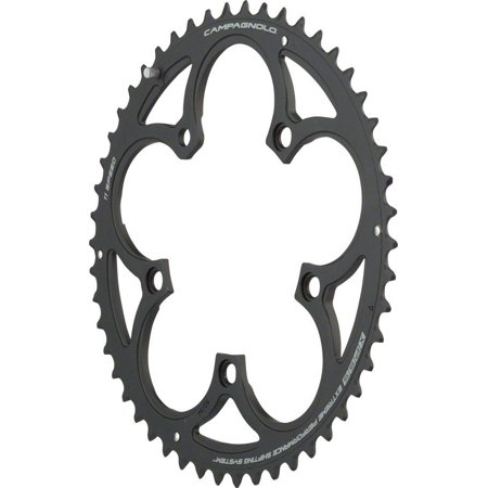 Campagnolo 11-Speed 50 Tooth Chainring for 2011-2014 Super Record, Record and Chorus Campagnolo 10 Speed Record