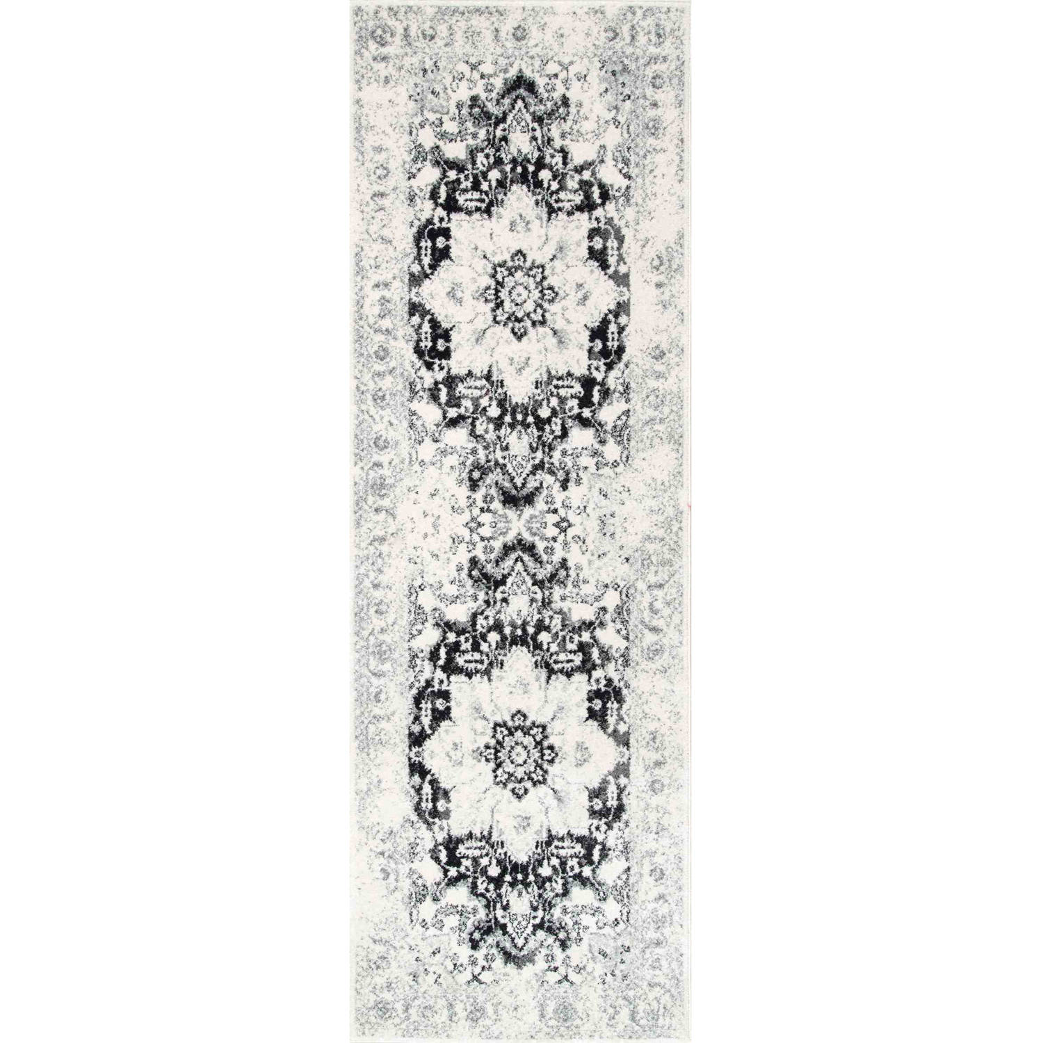 nuLOOM Machine Made Vintage Abbey Blossom Area Rug or Runner