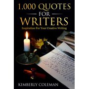 1,000 Quotes For Writers - eBook