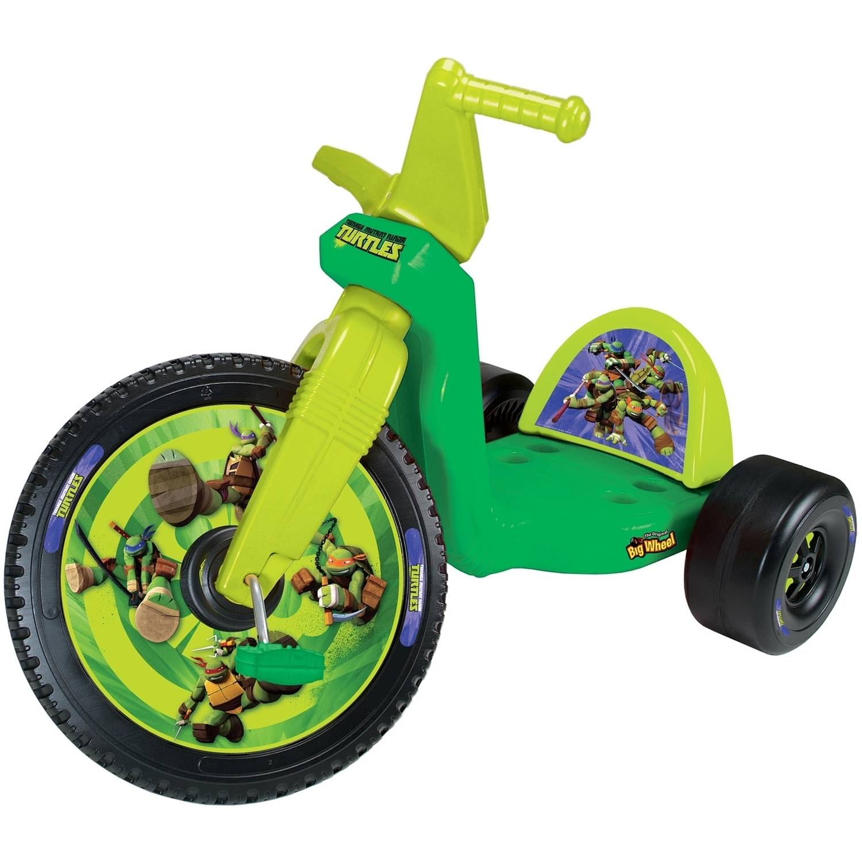 "Nickelodeon Teenage Mutant Ninja Turtles 16"" Big Wheel Racer"