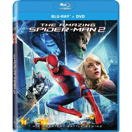 The Amazing Spider Man 2  Blu Ray   Dvd