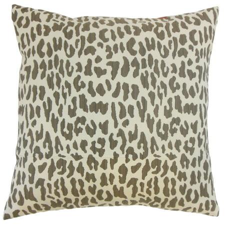 Animal Print Euro Pillow Shams : Product