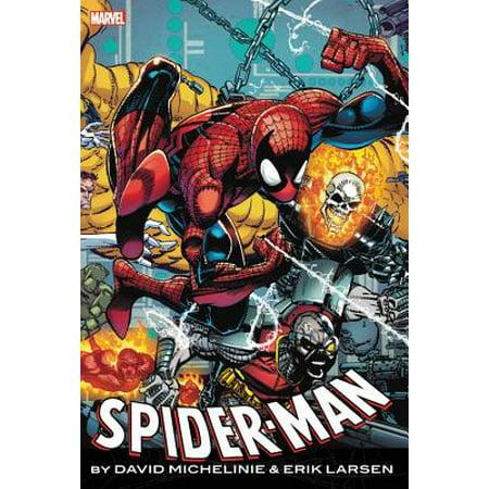 Spider-Man by David Michelinie and Erik Larsen (Erik Nording Pipes)