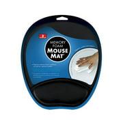 HandStands Memory Foam Mouse Mat, Black