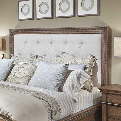 Legacy Classic Furniture Renaissance Upholstered Panel Headboard
