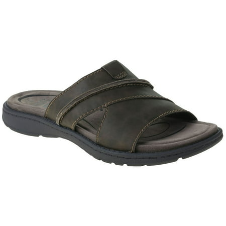 Earth Spirit Men's Davis Slide - Mens Roman Gladiator Sandals