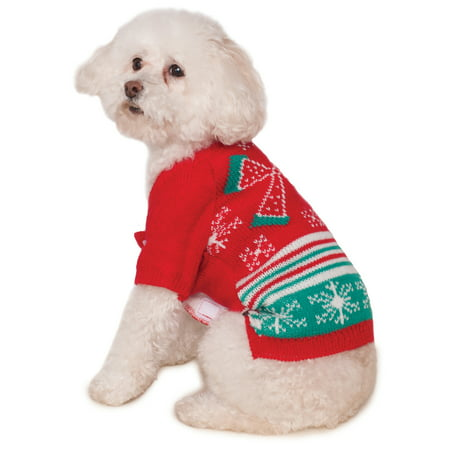 Dog Pet Puppy Christmas Santa Ugly Sweater Party Coat Jacket Halloween Costume - Beer Dog Halloween Costume