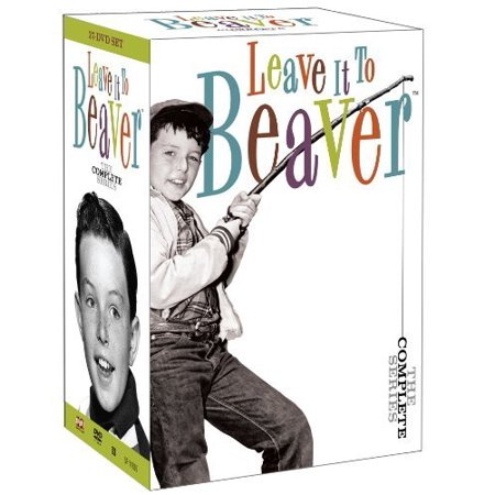 Leave It To Beaver  The Complete Series  Full Frame