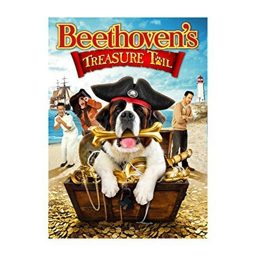Beethoven's Treasure Tail (With INSTAWATCH) (Widescreen)