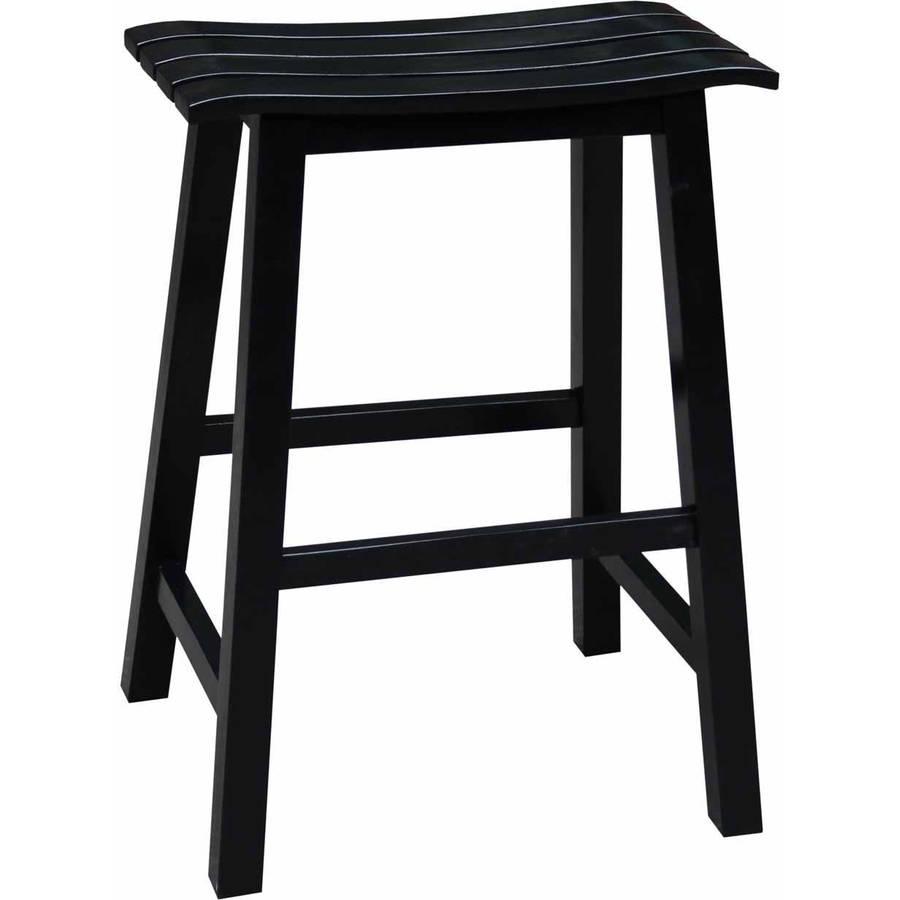 International Concepts 24 Quot Slat Seat Stool Multiple