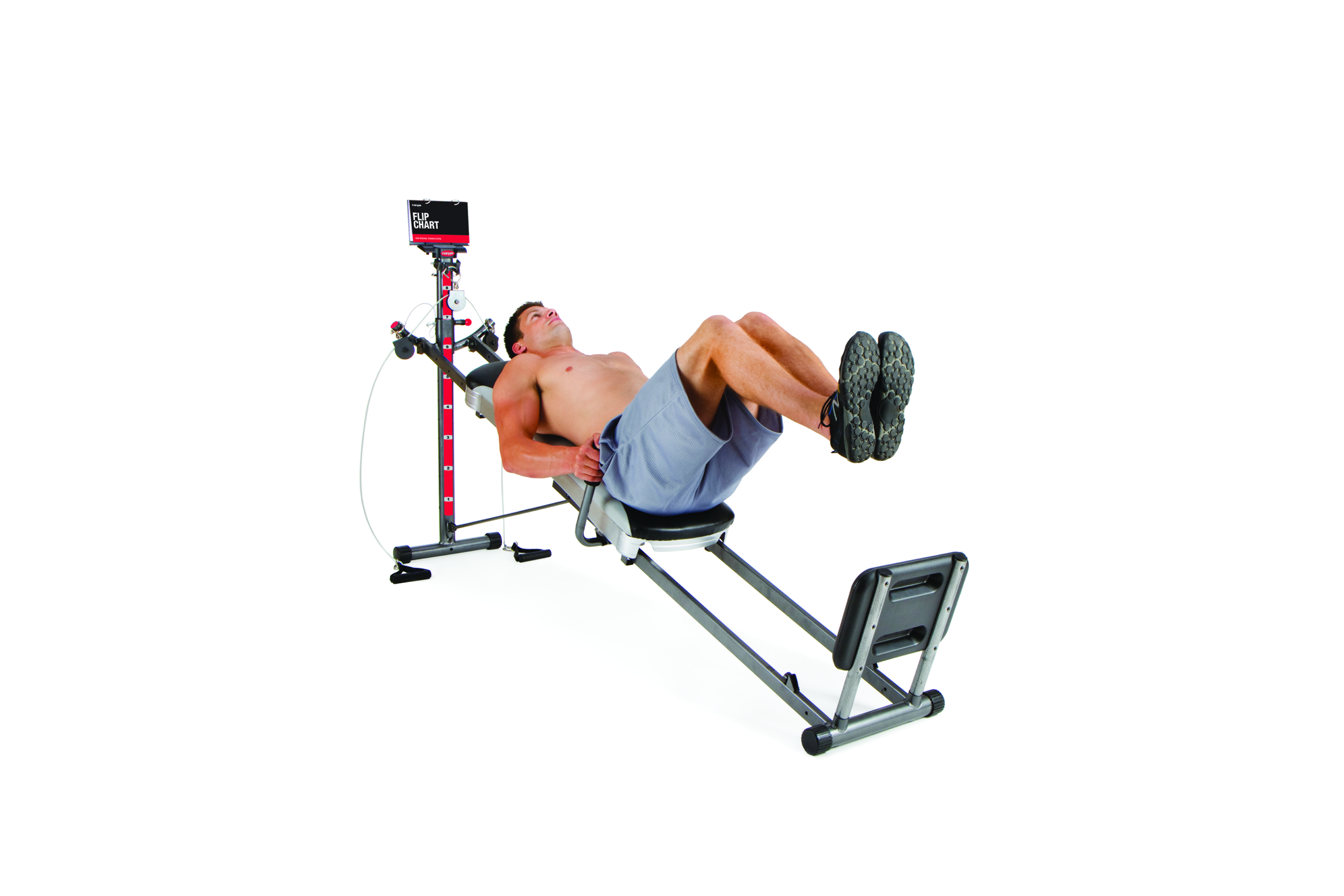 Total Gym 1400 Total Home Gym with Workout DVD - Walmart com