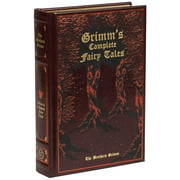 Leather-Bound Classics: Grimm's Complete Fairy Tales (Hardcover)
