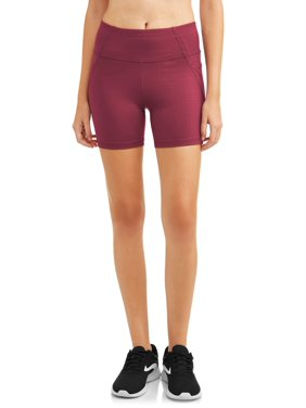 11d0b6bfac8 Womens Activewear Shorts & Skirts - Walmart.com