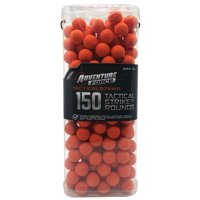 Adventure Force Tactical Strike 150 Round Refill with Ammo Box - Rounds compatible with NERF RIVAL blasters