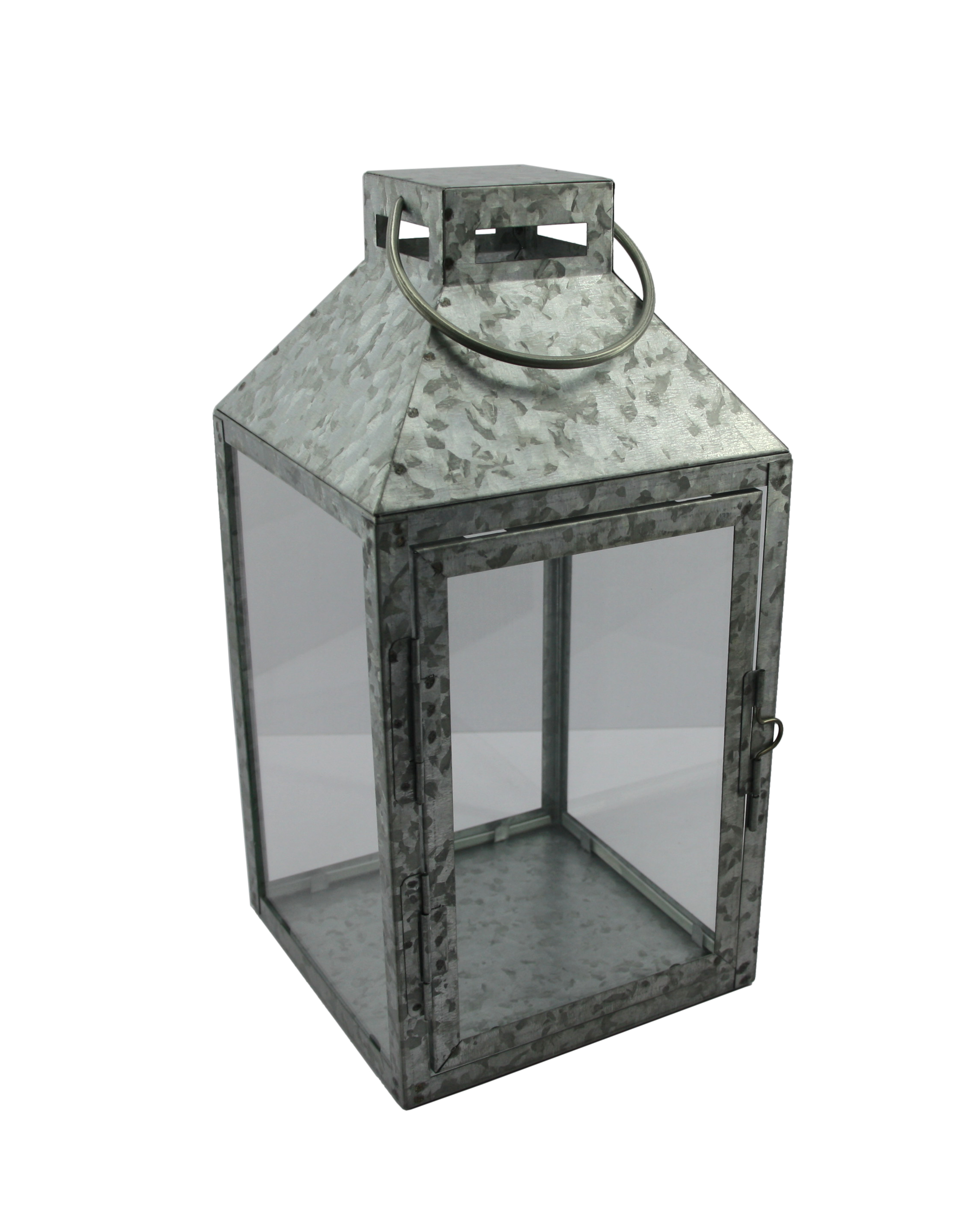 galvanized metal house lantern - HD 2126×2655