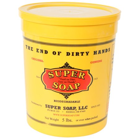 Super Soap 5Lb Tub