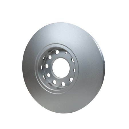 Pagid 355122412 Disc Brake Rotor for 92-94 Audi - Audi 100 Brake Rotor