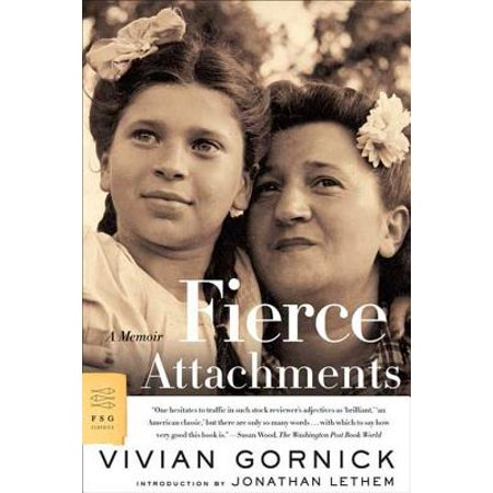 Fierce Attachments - eBook