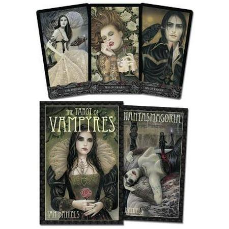 The Tarot of Vampyres (Other)](The Halloween Tarot Kipling West)