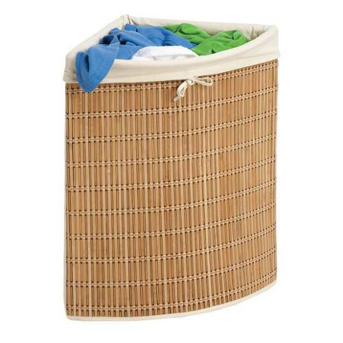 HONEY-CAN-DO HMP-01618 Wicker Hamper, Wicker