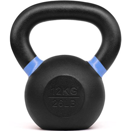 (Yes4All Solid Cast Iron Competition Kettlebell)