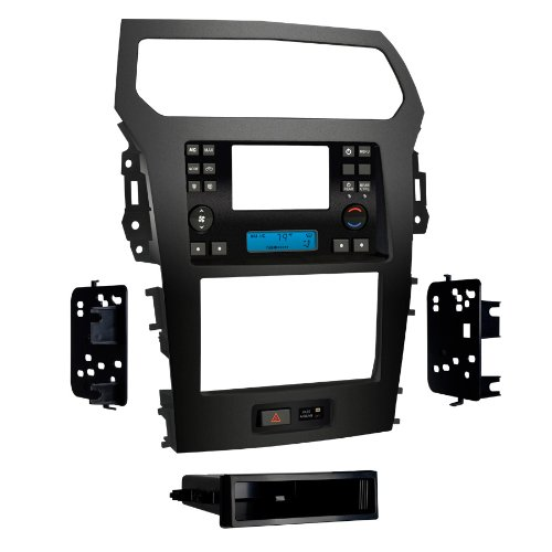 Metra Electronics 99-5828CH Single DIN and Double DIN Das...